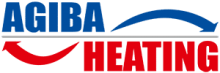 Agiba Heating logo